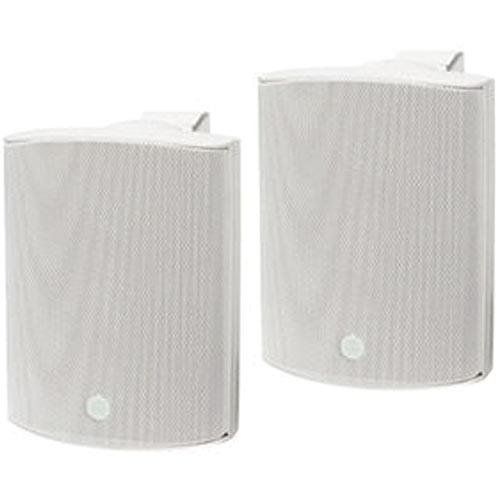 5  2-WAY SPEAKER WHITE PAIR