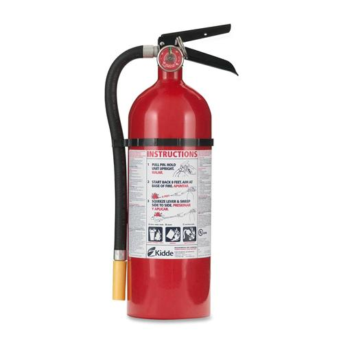 FIRE EXTINGUISHER 3-A,40-B:C