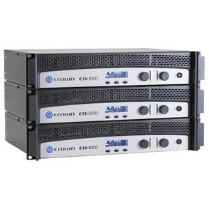 4000W POWER AMP W/DSP