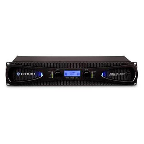 1500W POWER AMP W/XOVER