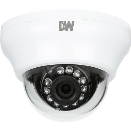 2.1MP 4MM IND IR IP DOM 12/POE