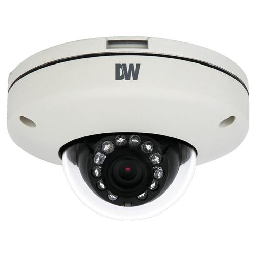 2.1MP 4MM OUT IR IP DOM 12/POE