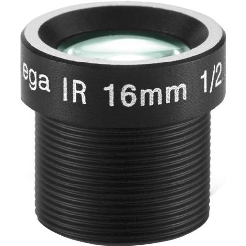 LENS-FIXED-FOCAL 16MM M12 3MP