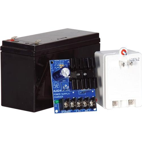 1.2 AMP POWER SUPPLY KIT