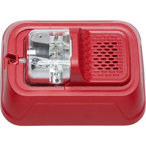 CHIME STROBE RED WALL