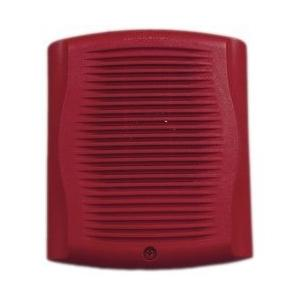 WALL, RED, SPEAKER ONLY