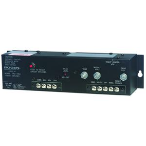 15W TELEPHONE PAGING AMP....