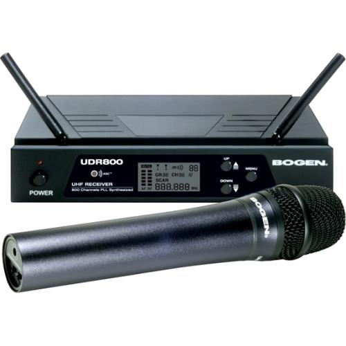 UHF WIRELESS HANDHELD MIC SYS