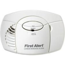 CO DETECTOR AA BATTERY OPER