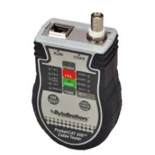 POCKET CAT CAT5/6 COAX TESTER