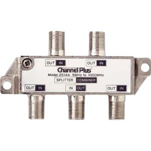 1-IN, 4-OUT RF SPLITTER