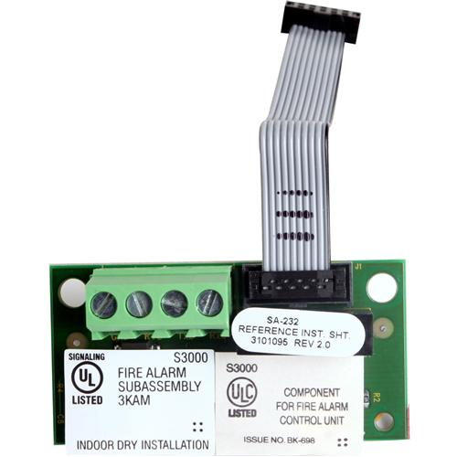 RS232 SERIAL INTERFACE, E-FSA