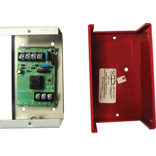 RELAY SPDT IN  METAL ENCLOSURE