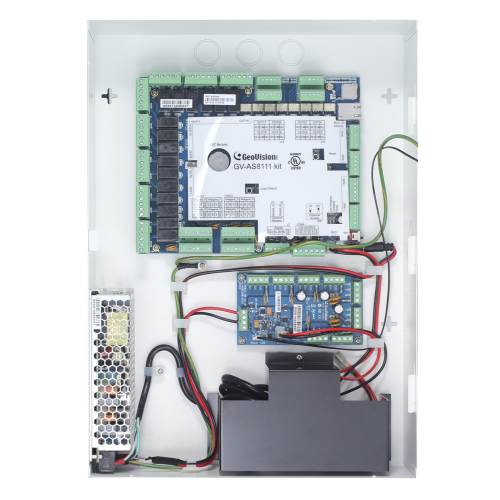 GV-AS8111 COMPLETE KIT WITH UL