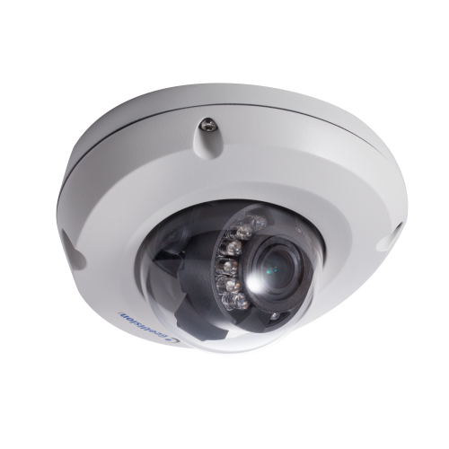 4MP 2.8MM H.265 WDR IP DOME