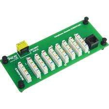 8-PORT VOICE MODULE PCB BOARD