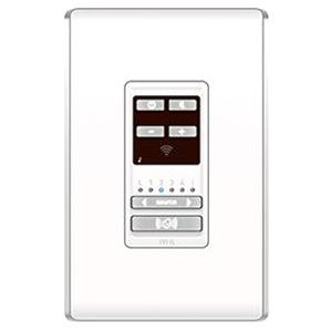 LYRIQ KEYPAD AMP STUDIO WHITE