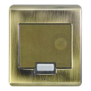 INTERCOM SEL CALL DOOR BRASS