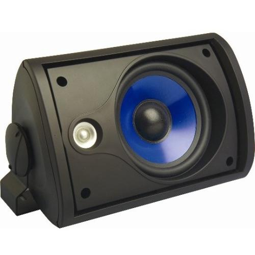 5.25 OUTDOOR SPEAKER,BLACK PR