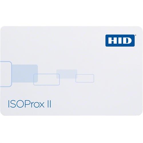 HID ISO CARD - 25 PACK