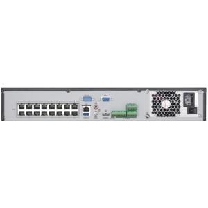 16CH 16POE 4TB NVR UP TO 12