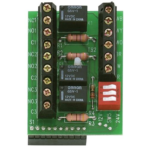 3 RELAY BOARD/212 SERIES