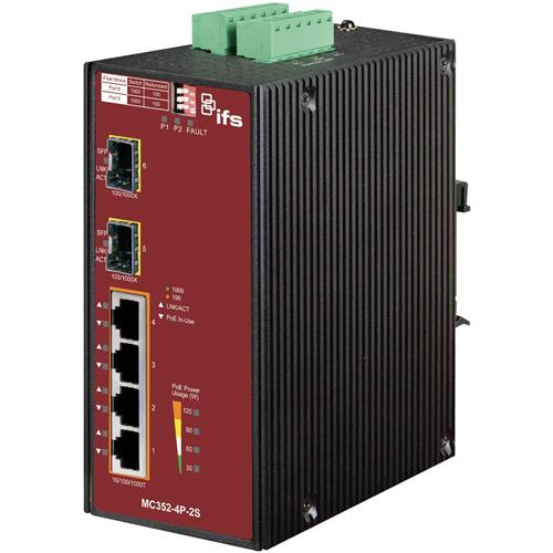 4-PORT GIGABIT ETHERNETT02SFP
