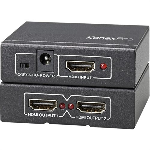 4K HDMI 2-PORT SPLITTER