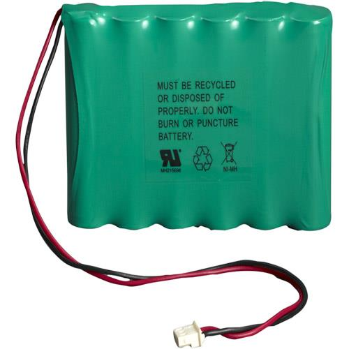 7.2V 1.1 AH 24HR BKUP BATTERY