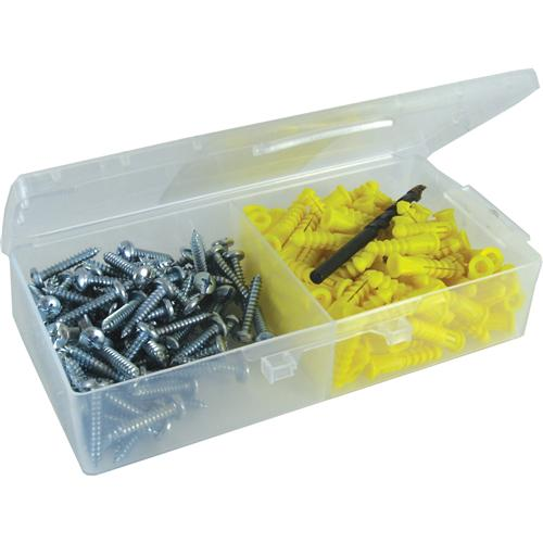 #10 PLASTIC ANCHOR KIT 10X1