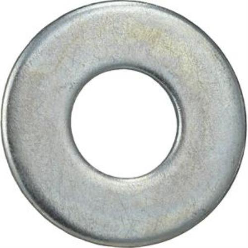 #1/4  FLAT WASHERS 100 COUNT