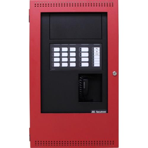 AUDMAX MASTER PANEL RED DOOR