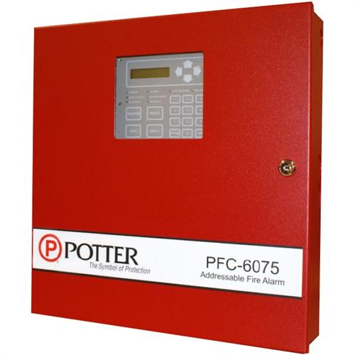 ADDRESSABLE FIRE CONTROL PANEL