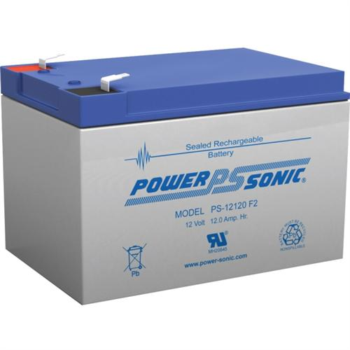 12V 12AH SLA BATTERY F2
