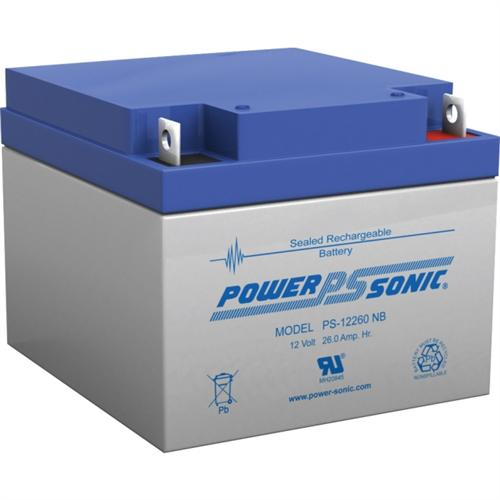 12V 26AH SLA BATTERY F2