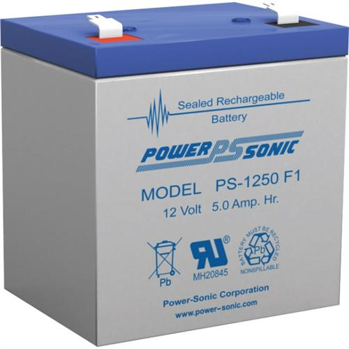 12V 5AH SLA BATTERY F1