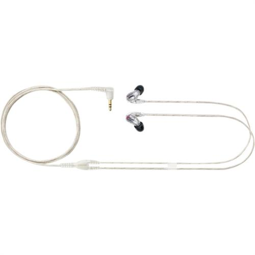 SOUND ISOLATING EARPHONE,CLEAR