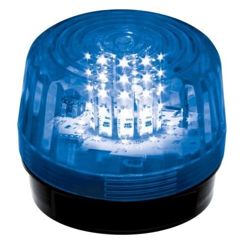 12 LED STROBE, FLASH, BLUE