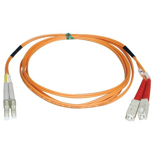 13FT 4M DUP.MM FIBER PATCH CBL