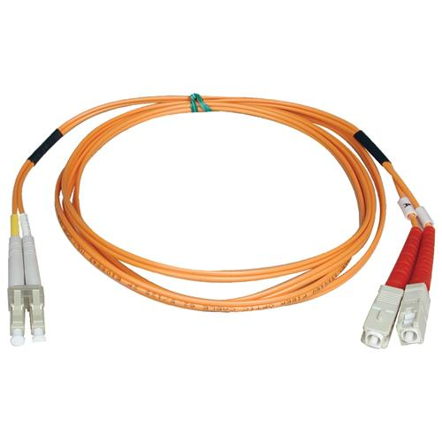 50FT DUP.MM.FIBER PATCH CABLE