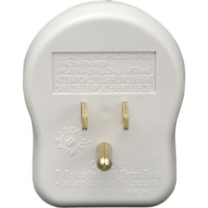 1 OUTLET DIRECT PLUG SURGE SUP