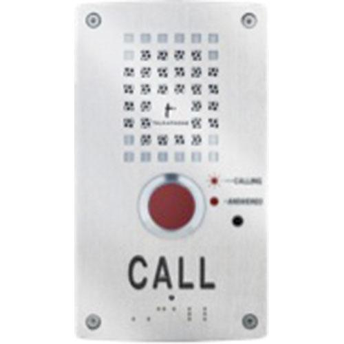FLUSH-MOUNT COMPACT IP CALL ST