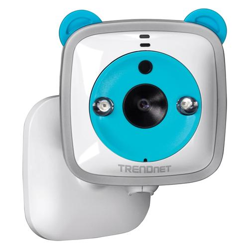 HD WIRELESS BABY MONITOR WITH