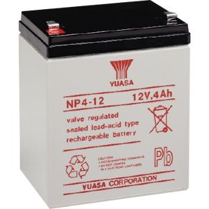 12V 4AH SLA BATTERY