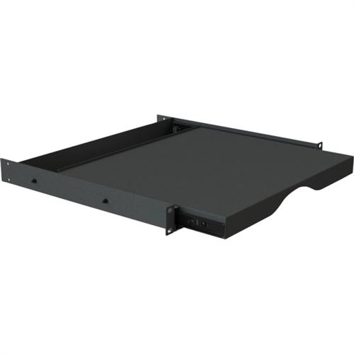 1 SPACE RACK MNT SLIDING SHELF