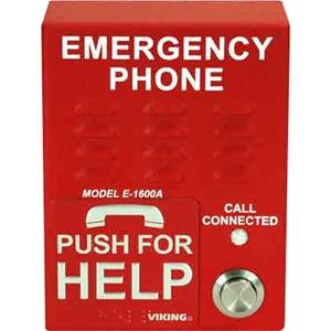 ADA EMERGENCY PHONE W/VOICE