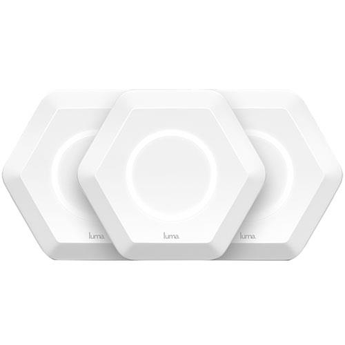 LUMA HOME PRO WHITE THREE PACK